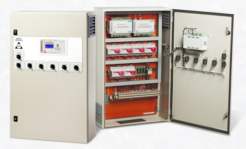Montagens de Quadros Elétrico de Comando e Distribuição, Quadros de Controle decAutomação para Ar Condicionado.