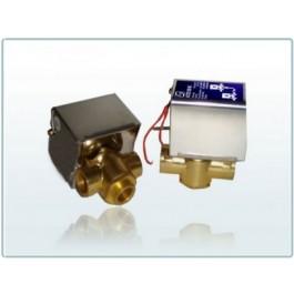 ACTZV - Válvula de 2 ou 3 vias motorizada - Ação On-Off