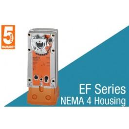 Atuador de Damper Retorno por Mola - EF NEMA 4 Series 270in-lb - Belimo