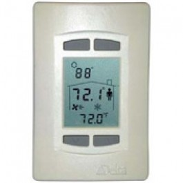 Sensor de Rede - Delta Controls - BACstat II: DNS-24L\H24LB