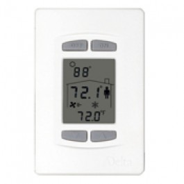 Termostato - Delta Controls - BACstat II: DNT-T103/H103B