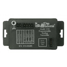 Interface Data Industrial de Transmissor de fluxo para sensor 220B - 310-00