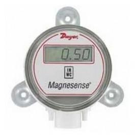 Sensor de pressão diferencial com DISPLAY ar para baixa pressão - MS-121-LCD