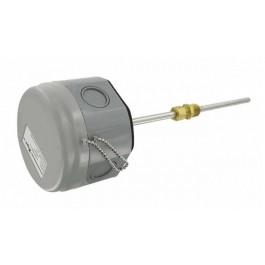 Sensor de temperatura tipo Imersão com poço 4 polegadas 10K curva type III - AN