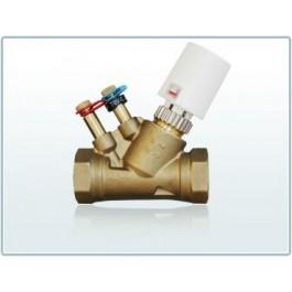 Válvula de Balanceamento e Controle  TBV-C
