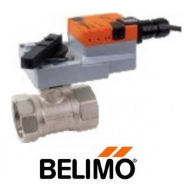 Valvula 2 vias + Atuador Proporcional 1 até 2 polegadas