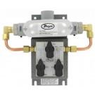Sensor de pressão diferencial de água com MANIFOLD - 10 PSID