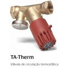 VÁLVULA DE CIRCULAÇÃO TERMOSTÁTICA TA-THERM