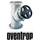 """Válvula de Balanceamento OVENTROP Flangeada em bronze Hydrocontrol VTR de  8"""" Até 16"""""""
