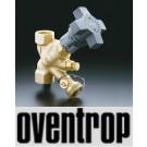 """Válvula de Balanceamento OVENTROP em bronze Hydrocontrol VTR de 1/2"""" até 2"""""""